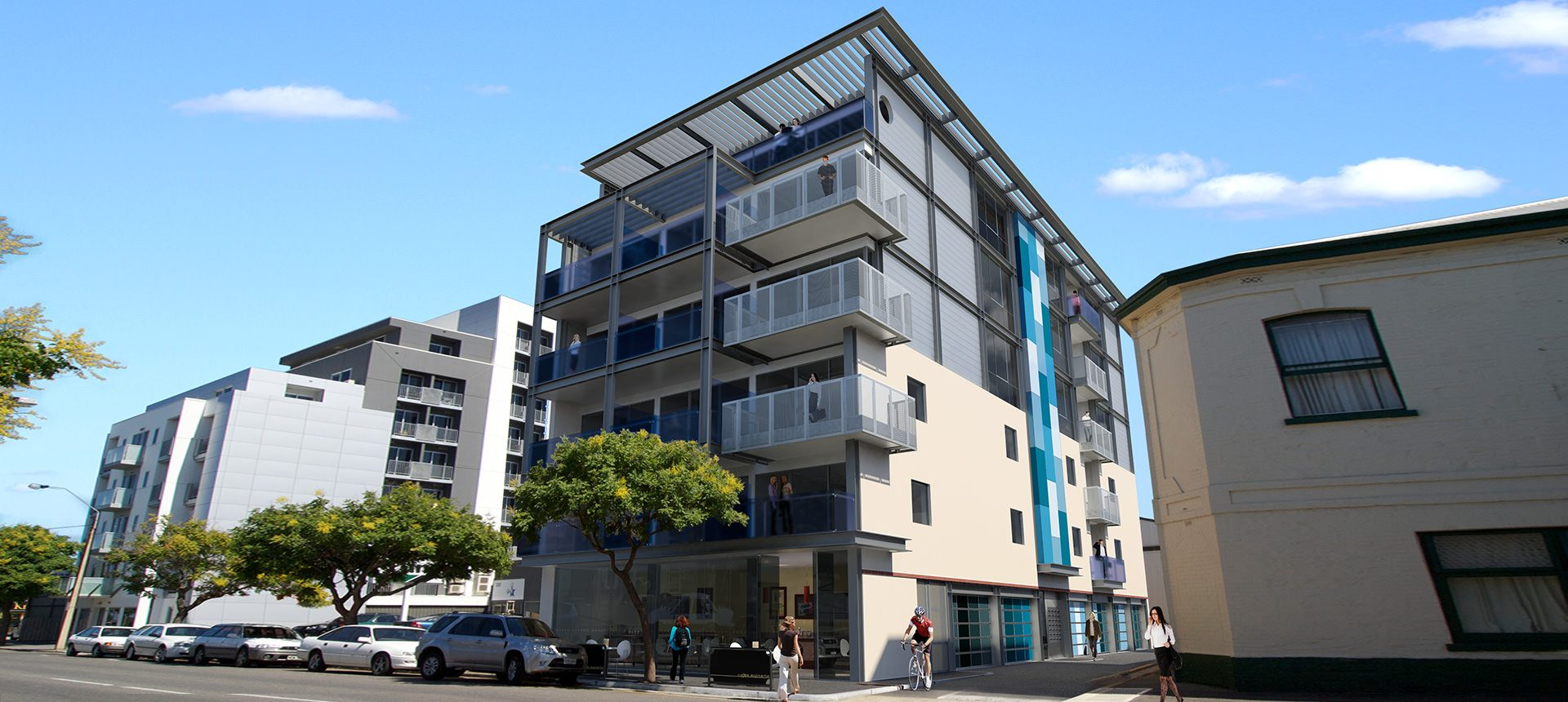 Econ property group for 31 north terrace adelaide